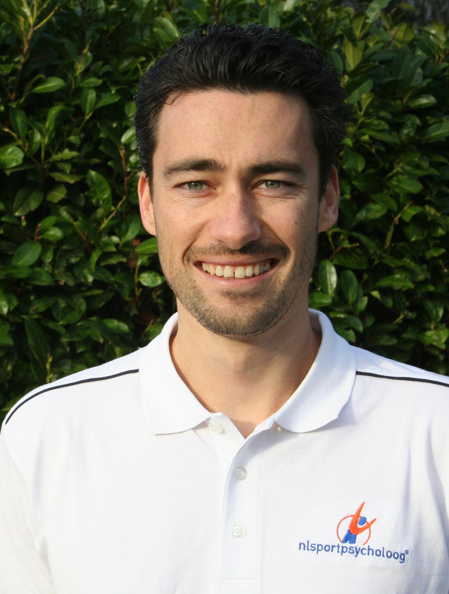NL sportpsycholoog Yannick Balk - Utrecht