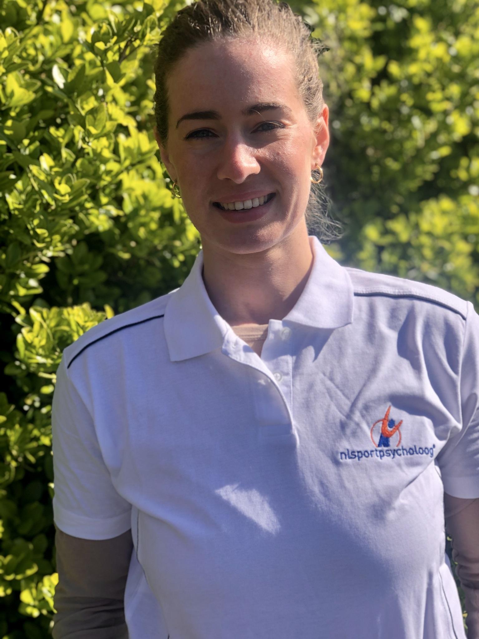 NL sportpsycholoog Lisa de Vilder - Zuid Holland