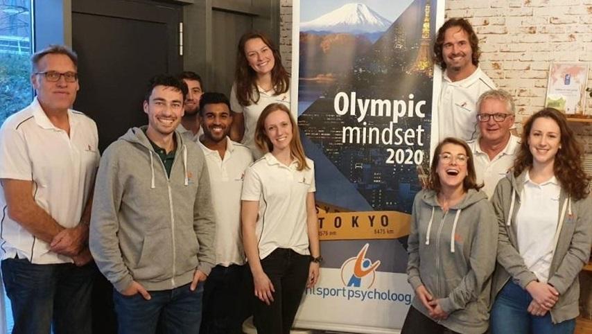 NL sportpsycholoog mindset Tokyo 2020