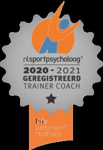 Mentale trainer coach opleiding licentie NL sportpsycholoog