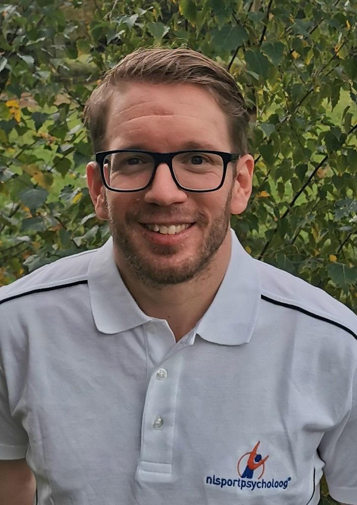 NL sportpsycholoog Johannes Van Damme – Gelderland