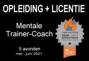 Opleiding Mentale Trainer Coach NL sportpsycholoog