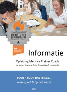 Opleiding Mentale Trainer Coach