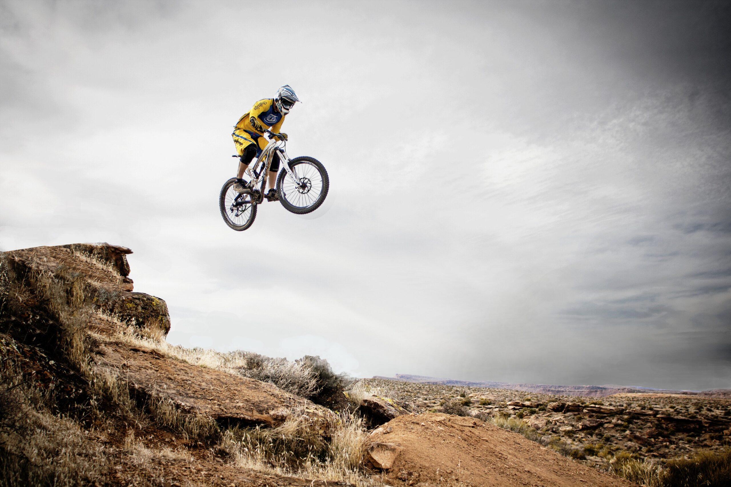 Extreme sporten brengen flow in je leven #63